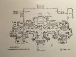 Floor Plans Mansions by 432 Best Gilded Age Mansions Images On Pinterest Gilded Age