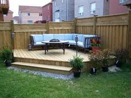 delightful home living space tropical small backyard design and