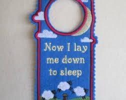 Sheep Home Decor Sleeping Sheep Etsy