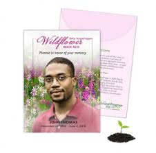 wildflower seed packets custom seed packets butterfly hummingbird wildflower custom