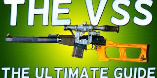pubg vss pubg vss the best sniper rifle or the quietest best pubg