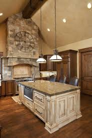 kitchen island with stove butcher block countertop island designs with seating and stove