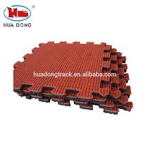 Cheap Outdoor Rubber Flooring by China Interlocking Rubber Floor Tile China Interlocking Rubber