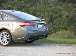 lexus es vs toyota avalon review 2013 toyota avalon limited video the truth about cars