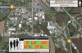 Iowa Road Conditions Map Recreation Trails Council Bluffs Ia Official Website
