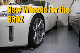 nissan 350z lug pattern builds vossen wheels for the nissan 350z with hub centric ring