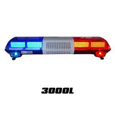 police led light bar led police ambulance warning light bar tbd ga 3000l led police