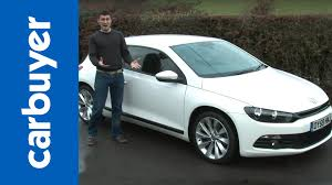 volkswagen scirocco 2010 volkswagen scirocco 2008 2014 review carbuyer youtube