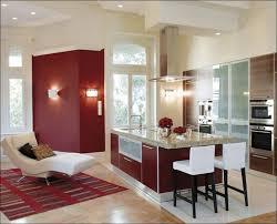 Red Black White Kitchen - kitchen green kitchen decor red kitchen accents red and yellow
