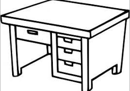 dessin de bureau bureau a dessin 380472 bureau table dessin pour enfant avec chaise