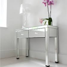 glass vanity table with mirror mirrored dressing table dressing tables interiors and vanity tables