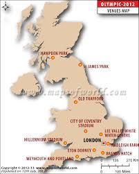 Olympics Venues London Olympics 2012 Venues Map Amazing Infographics Pinterest