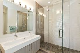 bathroom tile ideas modern bathroom tile idea install 3d tiles to add texture to your
