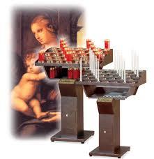 candelieri votivi candelieri elettrici per chiese votivo arredi sacri