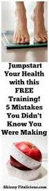 how to jump start weight loss free training 5 mistakes