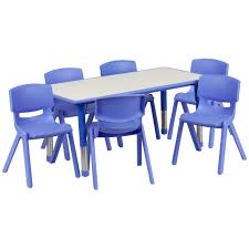 daycare table and chairs popular ideas daycare tables and preschool table chair sets at