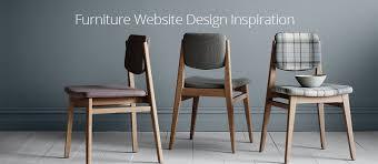 Chair Website Design Ideas Amazing Of Best Furniture Websites Design 6 7849