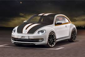 volkswagen beetle modified black 2012 vw beetle by abt u2013 slightly less fugly