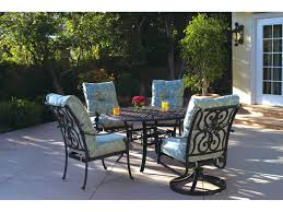 Darlee Patio by Darlee Outdoor Living Series 88 Cast Aluminum Antique Bronze 54