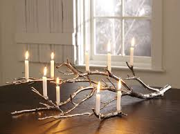 DIY Decorate Your Home With Tree Branches