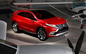 mitsubishi eclipse cross to debut at geneva the car expert