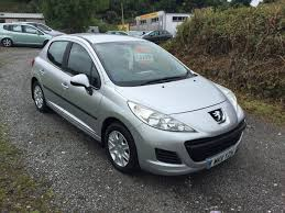 peugeot 207 2011 used peugeot 207 2011 for sale motors co uk