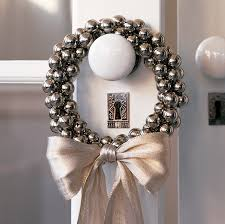 jingle bell wreaths martha stewart