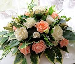 silk flowers for wedding bridal bouquets by silk flower house in beaconsfield
