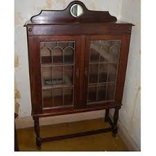 pint glass display cabinet glass display cabinet ebay