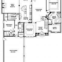 4 Bedroom 2 Bath Floor Plans by 5 Bedroom Floor Plans 5 Bedroom 3 1 2 Bath Floor Plans Crtable