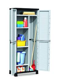 Storage Cabinet Madera Storage Cabinet Multi Purpose 4 Shelves L 26 7
