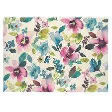 Modern Floral Rug Christine Rug Modern Wool Rugs Floral Rugs Bluebellgray