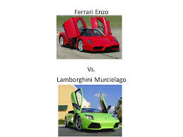 enzo vs lamborghini aventador a comparison of two cars i would like to own a enzo and a