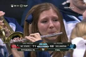 Flute Player Meme - crying villanova piccolo player explains what happens when you