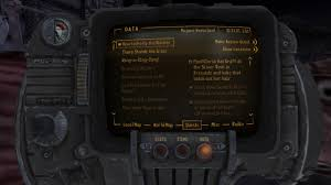 Fallout New Vegas Map Locations by My Favorite Quest Text Fallout New Vegas Gaming