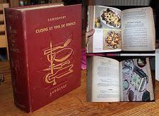 curnonsky cuisine et vins de curnonsky cuisine vins de larousse 1953 en vente ebay