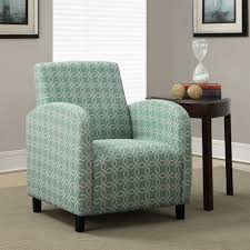 Accents Chairs Chair Blue Green Armchair With Nailhead Details Erica Teal Accent