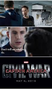 Captain America Meme - captain america civil war meme google search captain america