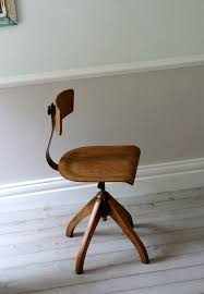 Oak Office Chair Design Ideas Vintage Bauhaus Oak Architects Desk Chair Bauhaus Desks And