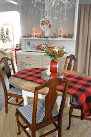 kitchen christmas decorating ideas cottage christmas home tour with country living fox hollow cottage