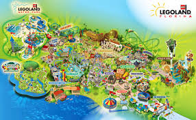 Orlando Parks Map by Newsplusnotes Legoland Florida U0027s New Island In The Sky