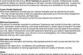 lead pre k teacher resume 100 sample english teacher resume a
