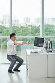 Desk Exercises At Work 10 Ways To Exercise At Work Even If You U0027re In A Cubicle
