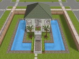 house 36 full view sims simsfreeplay simshousedesign my sims