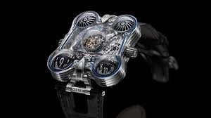 futuristic watches for men muted