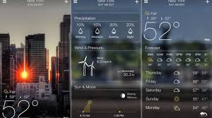 most accurate weather app for android what s your favorite weather app