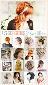 pic of 15 hair hair updo tutorials easy hair tutorials and easy