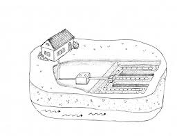 Septic Tank Size For 3 Bedroom House How A Septic System Works And Common Problems Buildingadvisor