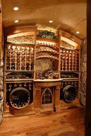 Stunning Wine Cellar Design Ideas And Pictures Pictures - Home wine cellar design ideas