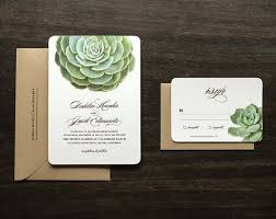 succulent wedding invitations succulent wedding invitations marialonghi